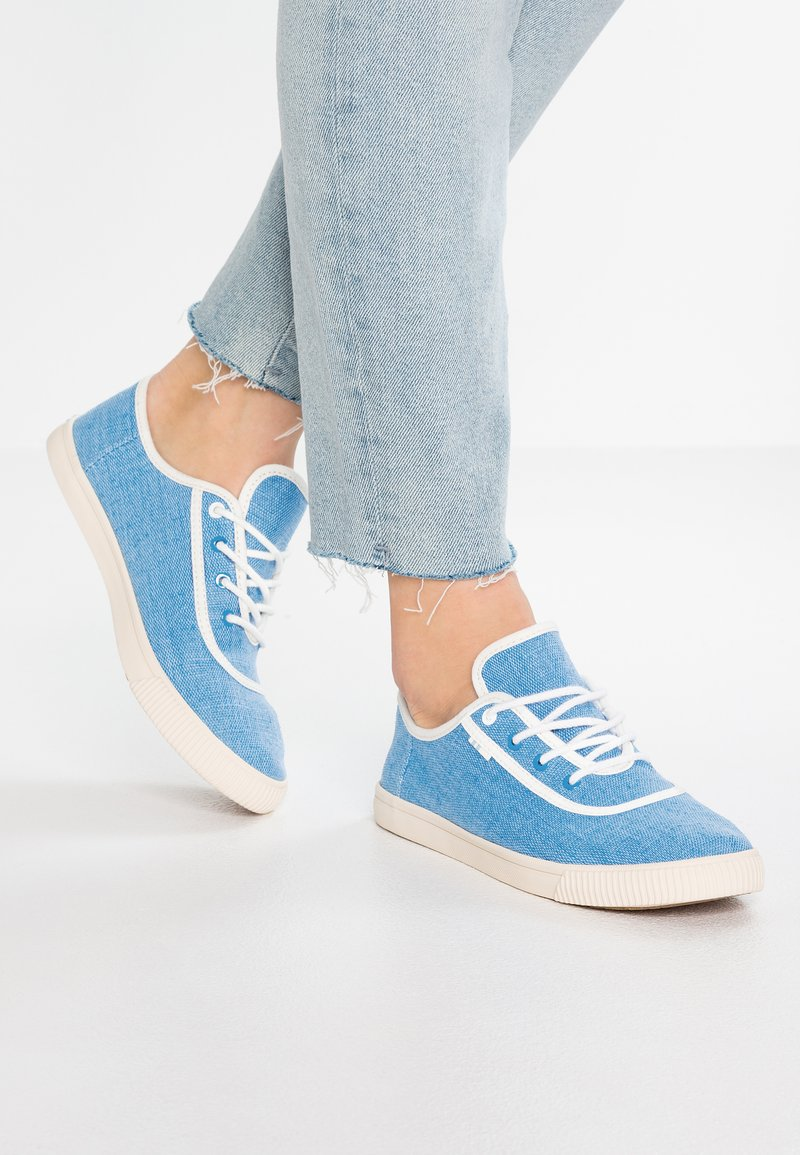 TOMS - CARMEL - Trainers - bliss blue