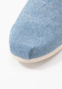 TOMS - ALPARGATA - Nazouvací boty - blue - 2
