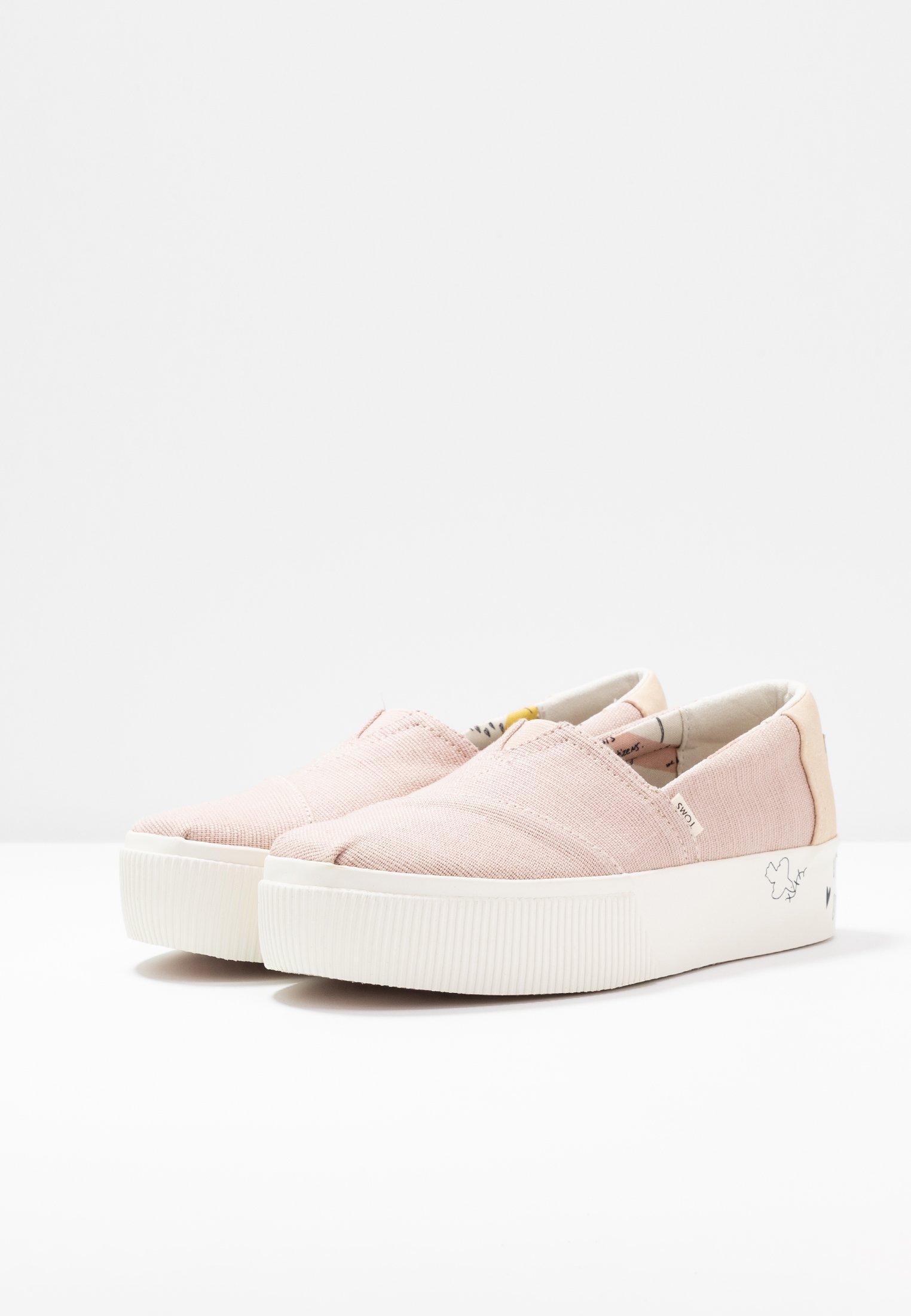 TOMS ALPARGATA BOARDWALK - Mocassins pink