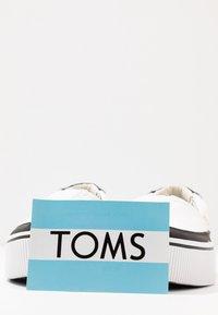 TOMS - ALPARGATA BOARDWALK - Nazouvací boty - multicolor - 7