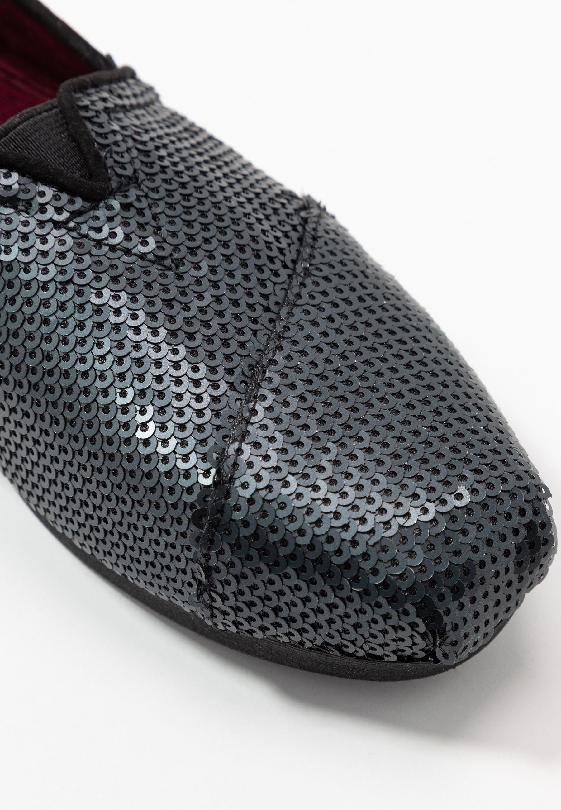 Toms Alpargata - Instappers Black Goedkope Schoenen