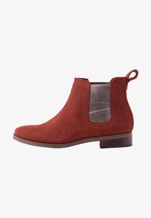 ELLA - Boots à talons - muscat