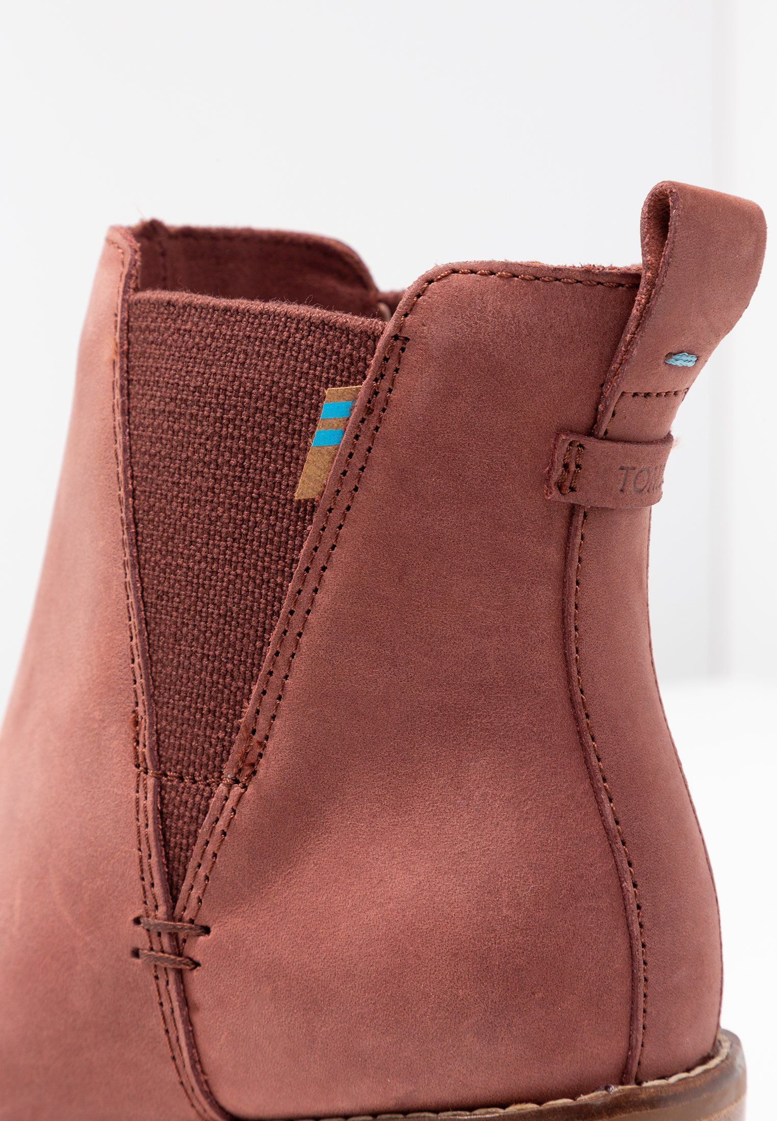TOMS ESME - Bottines burnt henna