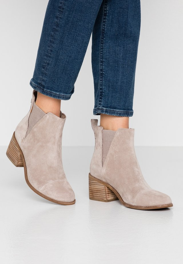ESME - Ankle boots - taupe
