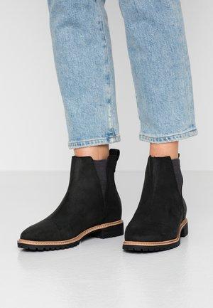 CLEO - Korte laarzen - black