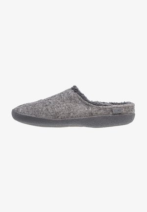 BERKELEY - Pantuflas - grey