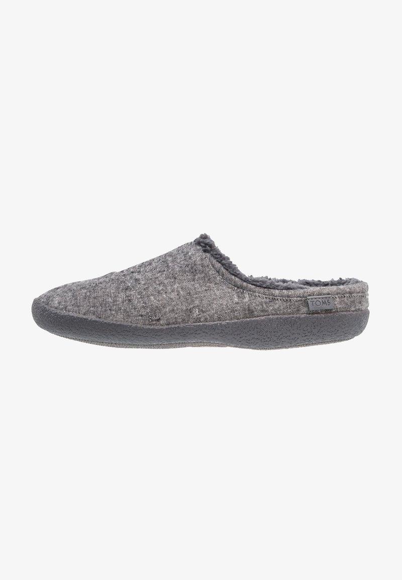 TOMS - BERKELEY - Domácí obuv - grey