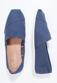 TOMS - Instappers - navy - 1