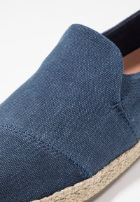 TOMS - DECONSTRUCTED ALPARGATA ROPE - Espadrilles - navy - 6