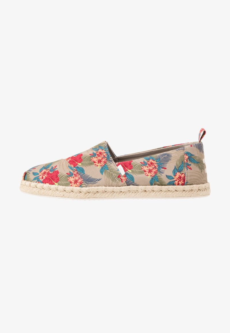 TOMS - ALPARGATA TROPICAL - Espadrilles - natural