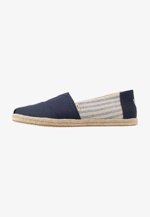 UNIVERSITY CLASSICS  - Espadrilles - light grey