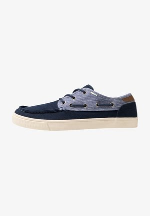 DORADO - Boat shoes - navy