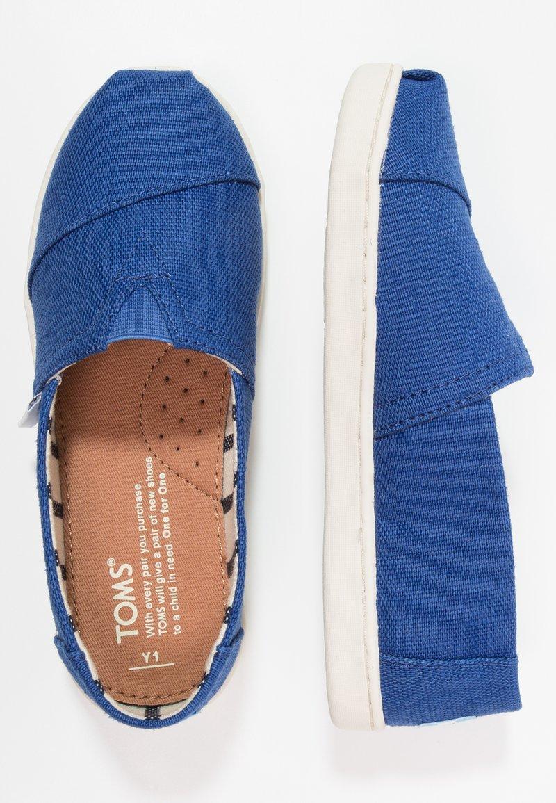 TOMS - ALPARGATA - Slipper - blue