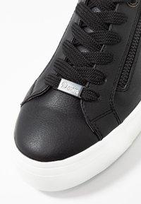 TOM TAILOR DENIM - Sneakers laag - black - 2