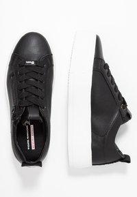 TOM TAILOR DENIM - Sneakers laag - black - 3