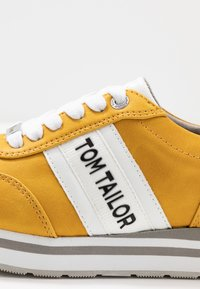 TOM TAILOR DENIM - Baskets basses - yellow - 2