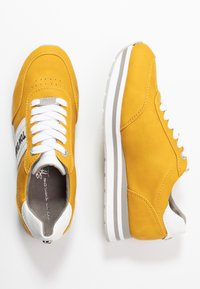TOM TAILOR DENIM - Baskets basses - yellow - 3