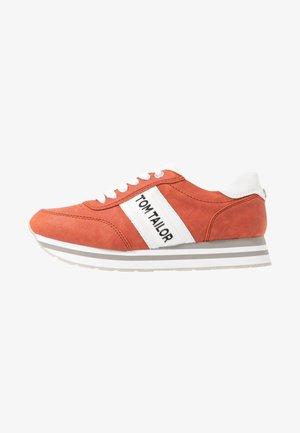 Sneaker low - orange