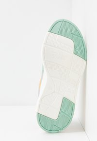 TOM TAILOR DENIM - Trainers - mint/coral - 6