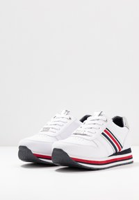 TOM TAILOR DENIM - Baskets basses - white - 4