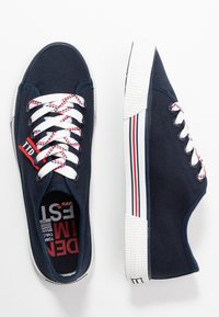 TOM TAILOR DENIM - 8095305 - Trainers - navy - 3