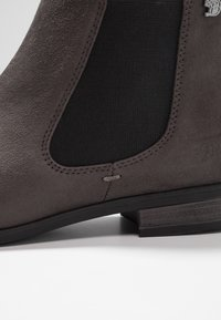 TOM TAILOR DENIM - Ankle Boot - coal - 2