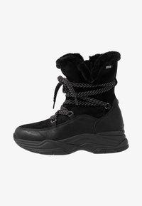 TOM TAILOR DENIM - Zimní obuv - black - 1