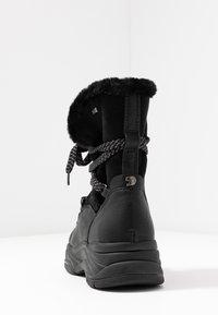 TOM TAILOR DENIM - Zimní obuv - black - 5