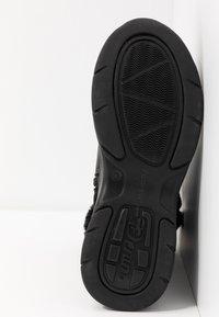 TOM TAILOR DENIM - Zimní obuv - black - 6