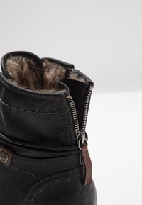 TOM TAILOR DENIM - Lace-up ankle boots - black - 2