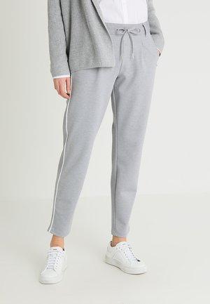 Pantalones deportivos - light silver/grey melange