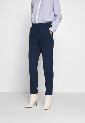 CIGARETTE PANTS - Bukse - real navy blue