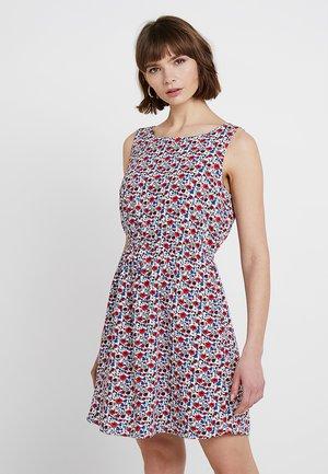 EASY PRINT DRESS - Day dress - off white