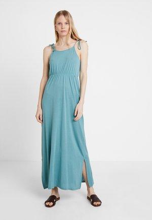 Vestito lungo - mineral stone blue