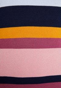 TOM TAILOR DENIM - DRESS - Shift dress - multicolor/blue - 5