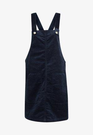DUNGAREE SKIRT - Denní šaty - dark navy