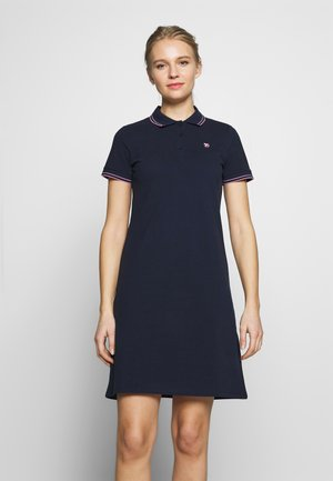DRESS - Day dress - real navy blue