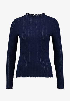 T-shirt à manches longues - real navy blue