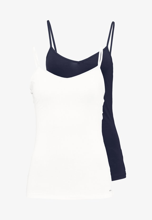 DOUBLE PACK STRAP - Débardeur - real navy blue