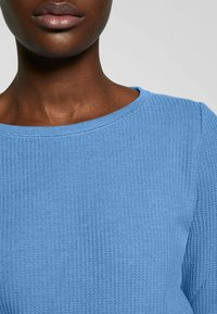 TOM TAILOR DENIM - WAFFLE STRUCTURED  - Sweter - water sport blue - 5