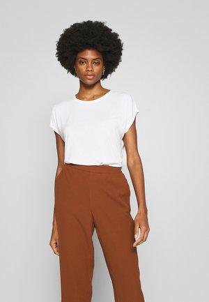 FLUENT BASIC TEE - T-shirt basic - off white
