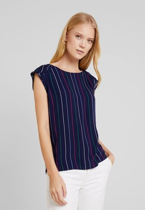 Bluser - colored navy/blue