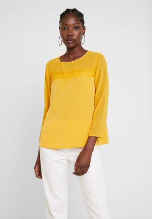 MIX BLOUSE - Blouse - sunflower