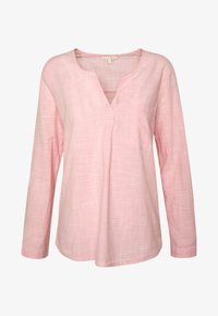 TOM TAILOR DENIM - Bluzka - light pink - 4