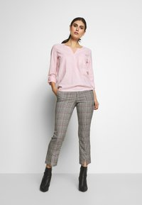 TOM TAILOR DENIM - Bluzka - light pink - 1