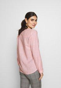 TOM TAILOR DENIM - Bluzka - light pink - 2