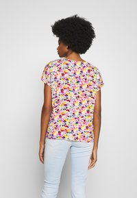 TOM TAILOR DENIM - PRINT WITH TURN UP SLEEVES - Bluser - multicolor - 2