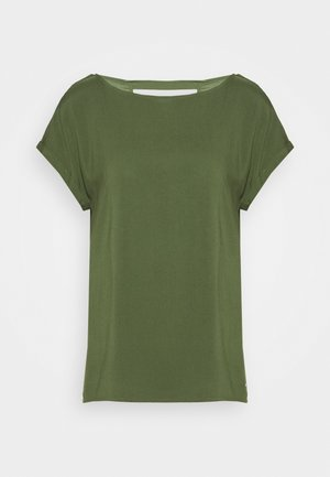 Blouse - dusty rifle green