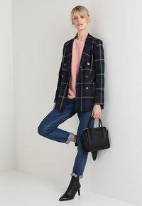 TOM TAILOR DENIM - OTTOMAN - Stickad tröja - blush pink - 1