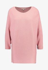 TOM TAILOR DENIM - OTTOMAN - Stickad tröja - blush pink - 4